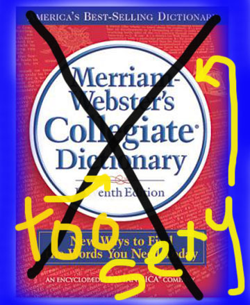 Oral Sex, Merriam-Webster and the Madness of School Districts |