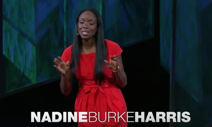 Nadine Burke Harris How Does Trauma >> Nadine Burke Harris Carries Message About Child Trauma To White