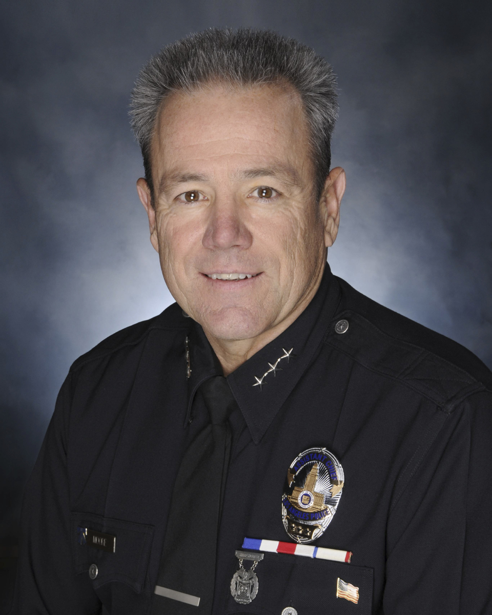 Three Named as LAPD Chief Finalists