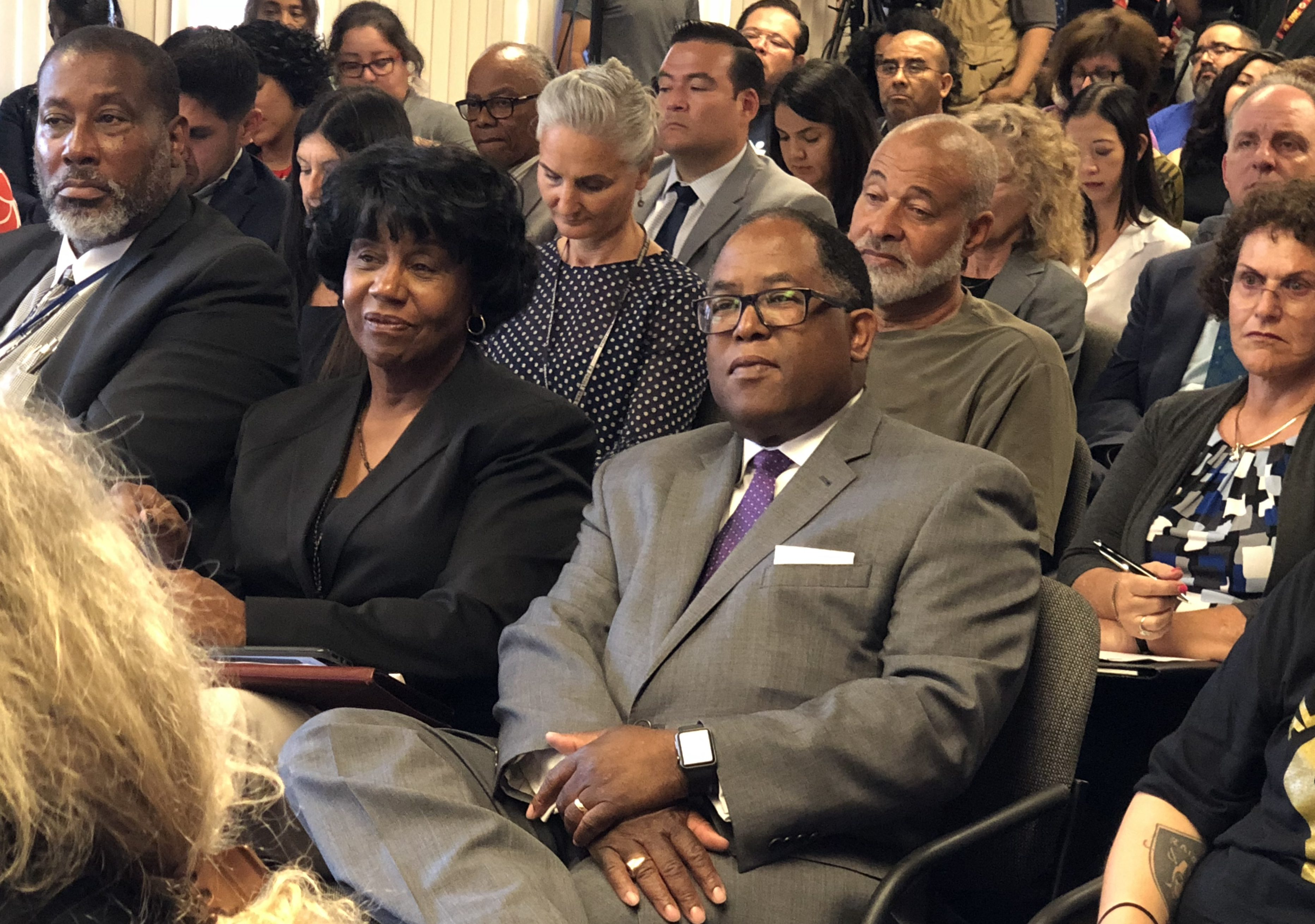 Work on Civilian Oversight Commission for LA County