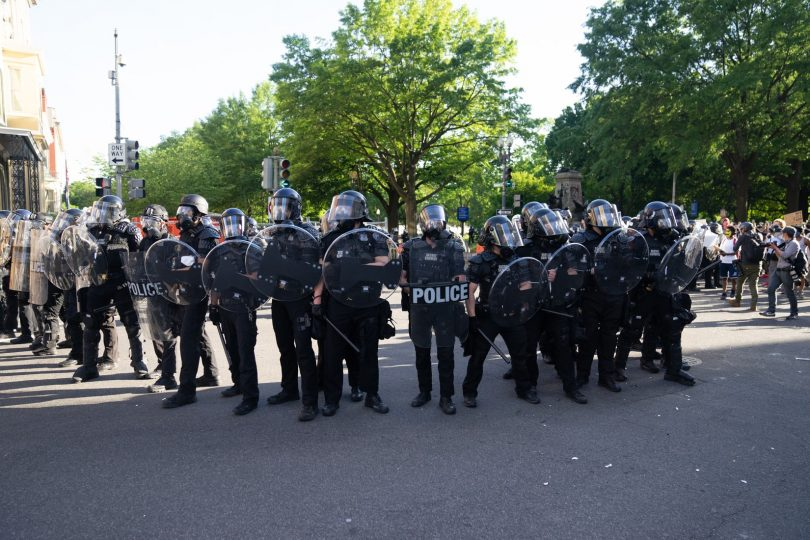 Op Ed Why Police Unions Are Not Part Of The American Labor Movement